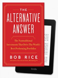 cover photo of The Alternative Answer by Bob Rice