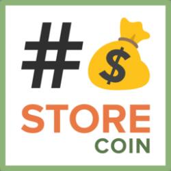 Storecoin logo